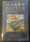 Harry Potter The Chamber Of Secrets JK Rowling Deluxe Signed 1st Edition Sealed