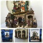 Vintage Kirkland Signature Snow Globe Nativity Scene Musical