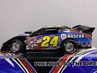 Jeff Gordon 24 2008 EASports NASCAR 09 Prelude to the Dream Eldora 124 Diecast