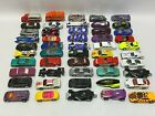 Vintage Lot of 50 1990s Hot Wheels Diecast Toy Car Collection Clean H