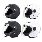 Motorcycle Modular Full Face Helmet Motorbike Moped Street Bike Racing Flip up