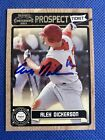 2011 Playoff Contenders Alex Dickerson #49 Auto Signed Autograph