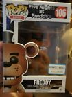 Funko Pop Five Nights at Freddy's Freddy Flocked Barnes and Noble Exclusive