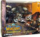 DC Unlimited World of Warcraft Korg Highmountain Deluxe Collector Figure NEW
