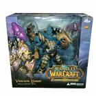 DC Unlimited World of Warcraft Vindicator Maraad Deluxe Collector Figure New