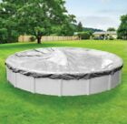 New Robelle 30ft Winter Pool Cover for Round Above Ground Swimming Pools3330 4