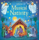 MUSICAL NATIVITY MUSICAL BOOKS By Felicity Brooks