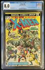 X-Men #96 CGC 8.0 OFF-WHITE PAGES! FIRST MOIRA MACTAGGERT! Hot! Claremont!