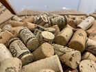 NATURAL WINE CORKS FOR CRAFTING 500 BOX ALL PROCEEDS PLANT TREES