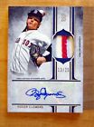 2015 TOPPS SUPREME ROGER CLEMENS AUTOGRAPH JERSEY PATCH AUTO 13 25 RED SOX RARE