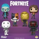 Funko Pop! Games FORTNITE Wave 6 Full Set MEOWSCLES TNTINA MIDAS IN STOCK NOW