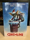 NECA Gremlins Exclusive Christmas Ultimate Santa Stripe  Gizmo action figure