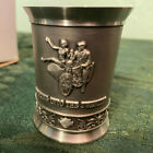 Harley Davidson Limited Edition Pewter Shot Glass 505 of 5000