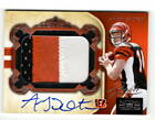 Andy Dalton Cards, Rookie Card Checklist and Autographed Memorabilia Guide 12