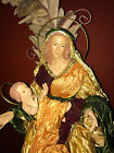 MARK ROBERTS DRIFTWOOD ACANTHUS LEAF FABRIC NATIVITY HOLY FAMILY NEW IN BOX