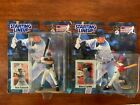 2000 Starting Lineup Jose Canseco TB Devil Rays & Barry Larkin Reds  NIP
