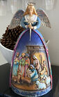 Jim Shore Angel Nativity Figurine C4003273 A Star Shall Guide Us Heartwood Creek