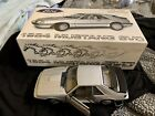 Gmp 1984 mustang SVO diecast 1 18 gmp mustang