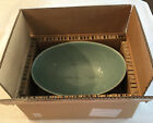 Pottery Barn Cambria Handcrafted Stoneware Oval Serving Bowl Made In Portugal