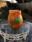 Mid Century Cameo Hand Blown Art Glass Vase Quality Glass PAPERWEIGHT VASE