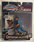 NEW~ROBIN YOUNT~BREWERS~2001 STARTING LINEUP 2 Figure-MLB COOPERSTOWN COLLECTION