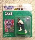 NEW 1996 NFL STARTING LINEUP RICKY WATTERS ACTION FIGURE SLU WITH EAGLES CARD
