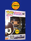 Funko Pop CHASE Bob Ross and HOOT OWL The Joy of Painting CHASE VARIANT POP TV.