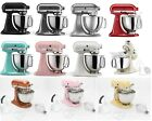 KitchenAid Artisan 5 qt Tilt Head Stand Mixer With Pouring Shield KSM150PS New