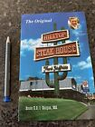 RARE Julia Child Signed Menu and Pen At Hilltop Steakhouse In Saugus MA