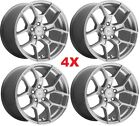 17 SILVER ALLOY WHEELS RIMS MAGS 5 SERIES 525 528 530 540 545 550