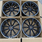 20 NEW A STYLE WHEELS RIMS FITS AUDI 2007 2016 S5 2010+ RS4 RS5 20X9 OFFSET25