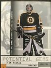 Tim Thomas Hockey Cards: Rookie Cards Checklist and Buying Guide 27