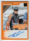 2020 Donruss Racing NASCAR Cards - Retail Wrapper Redemption 30