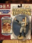 MINT CONDITION 1995 STARTING LINEUP MLB BABE RUTH NEW YORK YANKEES COOPERSTOWN