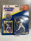 RARE 1991 ANDRE DAWSON Starting Lineup Baseball Figure Card & Coin CHICAGO CUBS