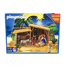 Playmobil 2010 Nativity Set 5958 Christmas Manger Set Factory Sealed