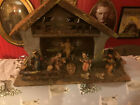 NATIVITY SET COMPLETE MADE IN ITALY CRECHE WITH 3 KINGS