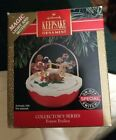 Hallmark Keepsake Ornament 1992 Series Forest Frolics Magic Light Motion