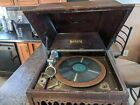 Antique Sonora circa 1915 Wind Up 78 rpm record player phonograph Gramophone