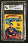 A Brief History of Superman Trading Cards 47
