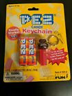 Pez Candy Keychain New sealed Gorilla 1999 Basic Fun #931-0