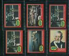1977 Topps Star Wars Red Series 2 Complete Hi-Grade Sets (10) MINT PSA GRADABLE