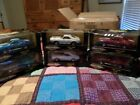 Ertl 118 AMERICAN MUSCLE 1968 9 AMC AMX Lot of 6 New in box Red White and Blue