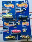 LOT OF VINTAGE HOT WHEELS