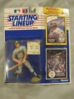 Kenner Starting Lineup 1990 - Jose Canseco - Sealed fig and 2 cards