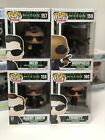 Funko Pop Matrix Vinyl Figures 20