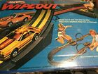 Vintage 1979 Mattel Hot wheels Wipeout Race Track Set complete except cars 1547