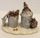 Lemax 2004 Trash Bandits Coventry Cove Village #42878 Collectible Rare Figurine