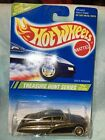 1995 Hot Wheels Treasure Hunt Gold Passion Limited Edition 1 10000