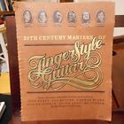 20TH CENTURY MASTERS OF FINGER STYLE GUITAR By John Stropes  Peter Lang